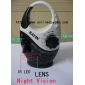 Wholesale 8 LED HD Night Vision Bathroom Radio Spy Camera DVR Motion Activated 16GB 1920X1080